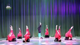 舞韵瑜伽《红颜旧》演出视频