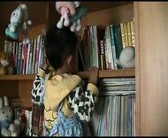 陈俊熙在外婆家