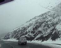 折多山赏雪