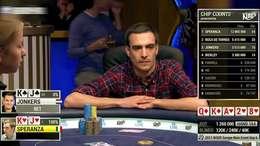 83德州扑克:同样的KJ牌,天选之人就是不会和你平分   1