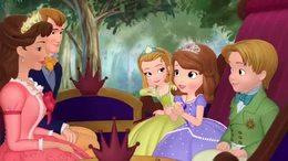 小公主朱丽雅之坚强的小公主