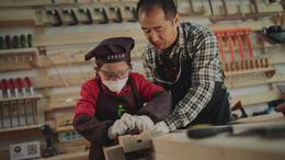 笨爸爸工房郭晓利:触手可及的父爱,让影子爸爸回家(CC讲坛)