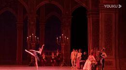 天津芭蕾舞团《天鹅湖》(二)黑天鹅32圈挥鞭转_超清