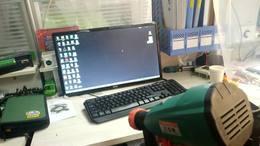 自喷枪驱动鼠标改装200415
