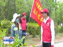 楚雄州委办公室机关党委组织开展创建全国文明单位志愿服务