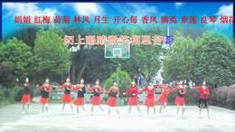 千岛湖霞锋广场舞 山谷里的思念 制作 开心每一天 演示霞锋姐妹