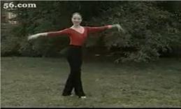 女子群舞现代风格幸福快车(讲解)