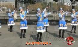 马头琴的传说 西湖莉莉广场舞(含分解及背面示范)