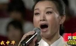 宋祖英-爱我中华 我爱我唱现场