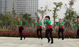 祖国的钓鱼岛--新月舞蝶广场舞