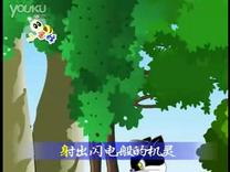 经典儿童歌曲卡通MTV《黑猫警长》