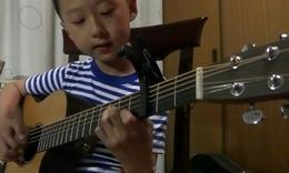 祈祷_吉他弹唱_郭馥玮(吉他父子)