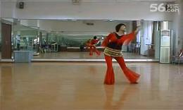 学跳肚皮舞4《埃及盛宴》—自娱自乐