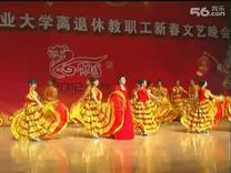 10歌伴舞《阳光路上》/西工大红枫叶舞蹈队