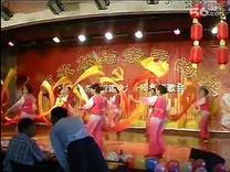 舞蹈:喊春—西工大红枫叶舞蹈队