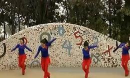 广场舞 最美西藏