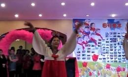 朝鲜舞阿里郎