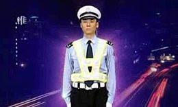 交通警察手势信号  学车  开车