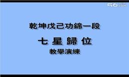王培生创编乾坤戊己功七星归位教学 王老再传弟子厉勇讲解