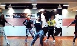 EvoL 舞蹈练习《 Get Up》