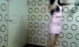 美女性感热舞1美女热舞车模性感诱惑