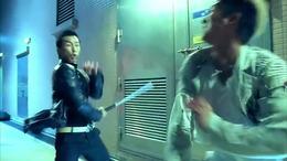 吴京演的这个杀手太可怕了,差点被甄子丹打出脑浆