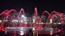 喷泉厂家喜马拉雅喷泉设计并承建广场喷泉