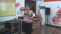 和平街道民乐社区举办弘扬传统文化,共度浪漫七夕活动