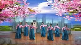 飞舞酷妈舞蹈队朝鲜舞《阿拉里哟》1