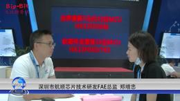 记者专访航顺芯片 深圳嵌入式电子展