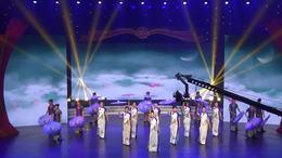 舞模表演(大美中国) 石家庄市老年大学时装艺术团1