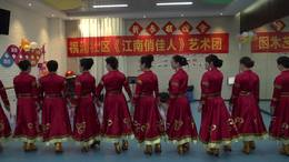 蒙古服走秀《天边》表演者:俏佳人艺术团