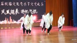 舞蹈精彩上演《守护》