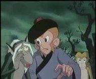 西游记(动画版)第一集 猴王出世