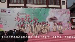 首届花朝节游园会开幕随拍《之一》