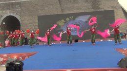 20210315正定演出舞蹈(张灯结彩) 鸿雁舞蹈队