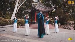 《燕无歇》正 背面及分解教学  白小白中国风爵士舞