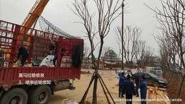 音乐喷泉设计施工安装过程 湖南喷泉厂家喜马拉雅喷泉