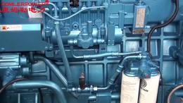 户外柴油发电机 潍柴发电机 展示 细节