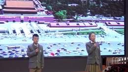 """""""幸福中国红""""儿童舞台剧在湖北咸宁鲁迅学校举行"""