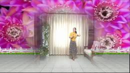 绿叶广场舞:萱草花