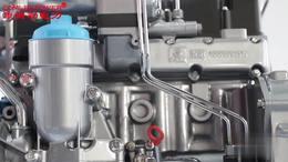 小区发电机组 潍柴柴油发动机,发电机动力组成