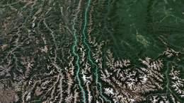 云南五大名山,高山峡谷断裂带,一起去看看!一镜到底!