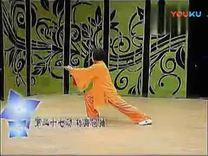 49式武当太极剑教学视频