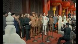 电视剧《毛泽东》里震奋人心的片段