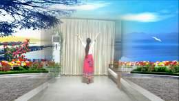 绿叶广场舞:水边的格桑梅朵