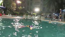 学游泳的第18天20210825三