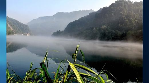 湖南郴州东江湖之景