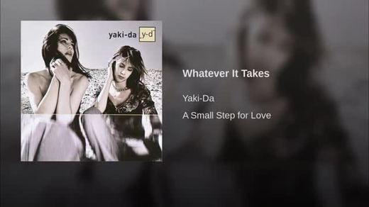 Yaki Da – A Small Step For Love