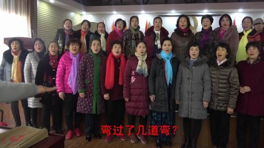 合唱:浏阳河